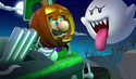 Boo Fortress course icon from Mario Kart Live: Home Circuit
