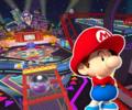 DS Waluigi Pinball T from Mario Kart Tour