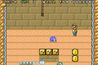 Level World-e-25 from Super Mario Advance 4: Super Mario Bros. 3