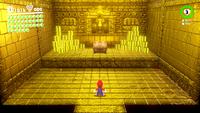 Sphynx's Treasure Vault in Super Mario Odyssey