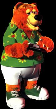 Baffle, a Brother Bear