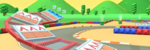 SNES Mario Circuit 1R/T from Mario Kart Tour