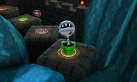 Bone Piranha Plant from Mario Party: Island Tour