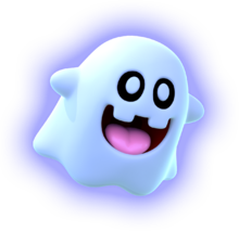 Artwork of a Peepa, from Mario Party: Star Rush.