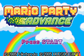 Mario Party Advance - Title screen.png