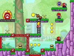 Level 2-3 of Jumpy Jungle