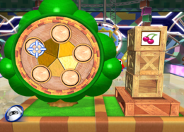 Fruit Picker from Mario Party 8