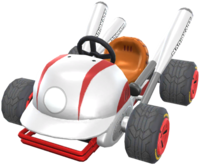 Cleanup Hitter from Mario Kart Tour