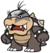 Morton Koopa Jr. in Paper Mario: Color Splash.