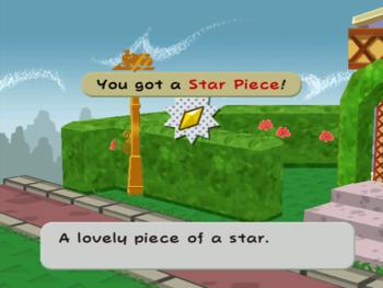 PMTTYD Star Piece PoshleyHeightsHotelHedge.png