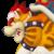 Meowser icon in Super Mario Maker 2 (Super Mario 3D World style)