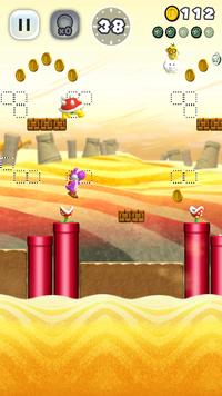 3-1 in Super Mario Run
