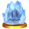 SSB4 Trophy Freezie.png
