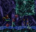Clapper's Cavern DKC2 Shuri.png