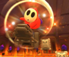 The icon of the Diddy Kong Cup challenge from the 2019 Halloween Tour and the Hammer Bro Cup challenge from the Mario vs. Luigi Tour in Mario Kart Tour