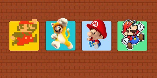 Banner for a Play Nintendo opinion poll on different versions of Mario. Original filename: <tt>2x1_WhichMario_v01.0290fa9874e6c2e6db1c3f61b1e85eb024429302.jpg</tt>