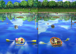 Rowed to Victory from Mario Party 8