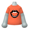 "The ""Laughing Shirt"" Mii top"