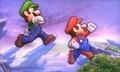 SSB4 3DS - Mario Luigi Scuttle Screenshot.png