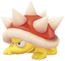 A Spiny in Super Mario Odyssey