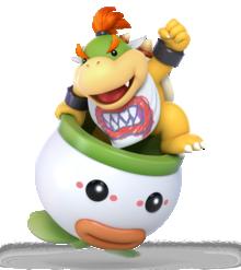 Bowser Jr. from Super Smash Bros. Ultimate