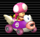 Toadette's Cheep Charger