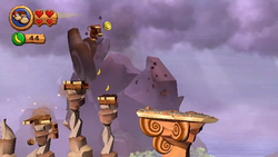 DKCR Crumble Canyon 1.png