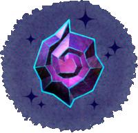 Dark Stone artwork from Mario & Luigi: Dream Team