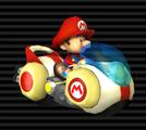 Baby Mario's Jet Bubble