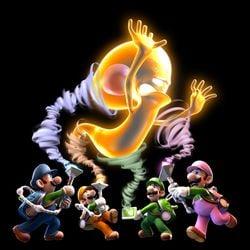 Multiplayer gameplay in Luigi's Mansion: Dark Moon