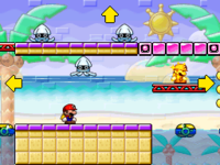 Bloopers from Mario vs. Donkey Kong 2: March of the Minis.