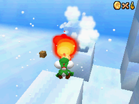SM64DS Snowmans Land Star 3.png