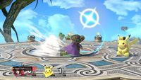 One of Hero's Command Selection spells in Super Smash Bros. Ultimate.