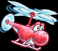 Yoshi's New Island - Yoshi Helicopter.png