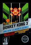 Game cover of Donkey Kong 3