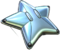 Silver Starchute from Mario Kart Tour