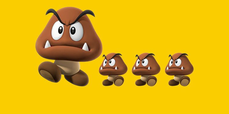 Picture shown with the first question of Nintendo Mushroom Kingdom Fun Personality Quiz