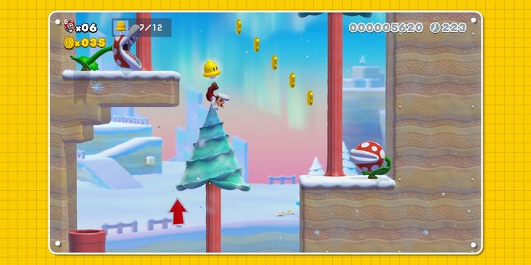 Picture shown with the sixth question in Super Mario Maker 2 Trivia Quiz