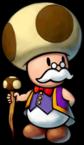 Toadsworth's artwork in Mario & Luigi: Partners in Time / Mario & Luigi: Bowser's Inside Story