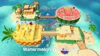Watermelon Walkabout Board
