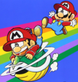 Green Shell Bros Item - Super Mario Kun.png