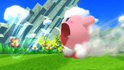 Kirby's Inhale in Super Smash Bros. for Wii U.