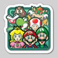 Mario and Gang (Mii Plaza) - Nintendo Badge Arcade.jpg