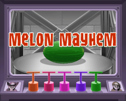 Screenshot of Melon Mayhem