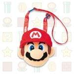 Mario ticket holder from Super Nintendo World