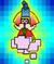 The Catch Card of Bestovius from Super Paper Mario