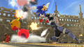 Challenge 51 from the sixth row of Super Smash Bros. for Wii U