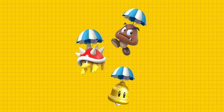 Picture shown with the seventh question in Angry Sun Super Mario Maker 2 Quiz