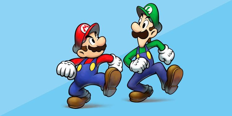 The image for the 4th question of Mario & Luigi Superstar Saga + Bowser's Minions Game Personality Quiz