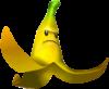 A Giant Banana in Mario Kart: Double Dash!!.